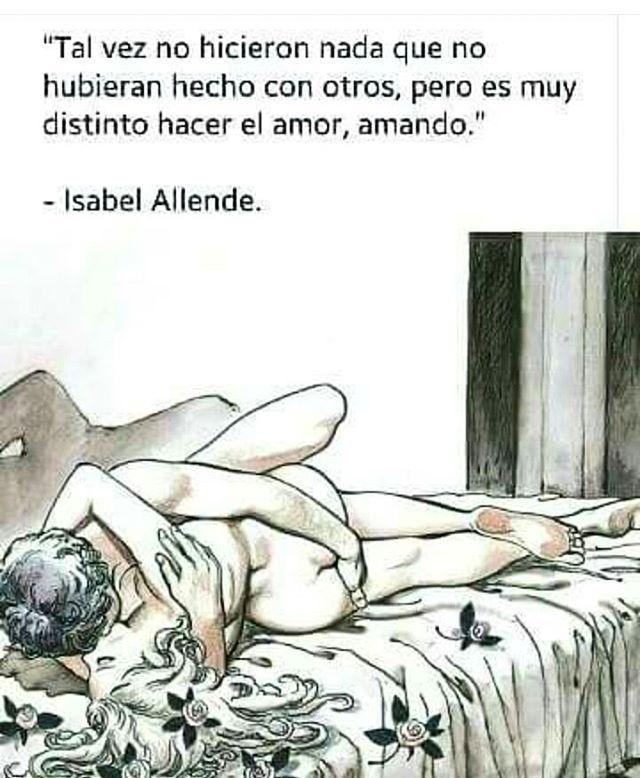 Bello post  Isabel Allende.  #frases #isabelallende