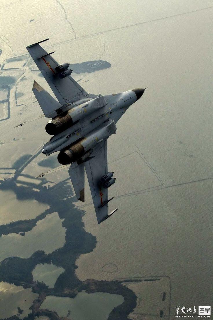 "toocatsoriginals: ""People's Liberation Army Air Force (PLAAF) Shenyang J-11 """