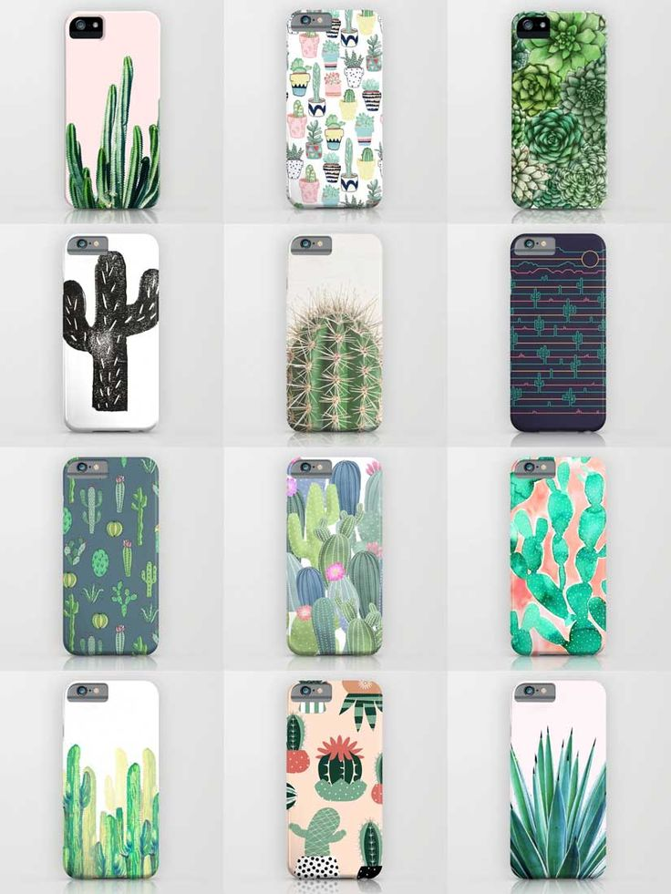 Society6 Cactus Phone Cases - Society6 is home to hundreds of thousands of artists from around the globe, uploading and selling their original works as 30+ premium consumer goods from Art Prints to Throw Blankets. They create, we produce and fulfill, and every purchase pays an artist.