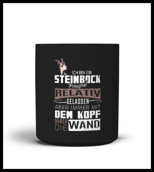 Steinbock Spruch Sternzeichen (*Partner Link)
