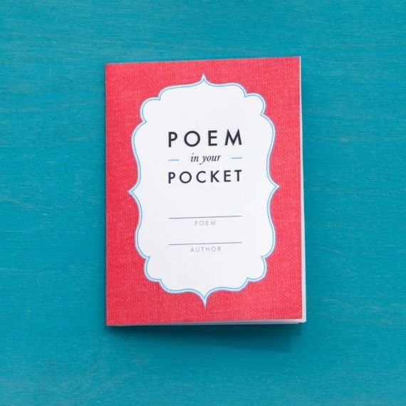 Image of a poetry book