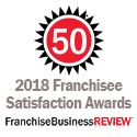 """Well, we've done it again! Franchise Business Review recently added Weed Man USA to their """"Hall of Fame"""" as an award-winning franchise opportunity, and we couldn't be more proud!"""