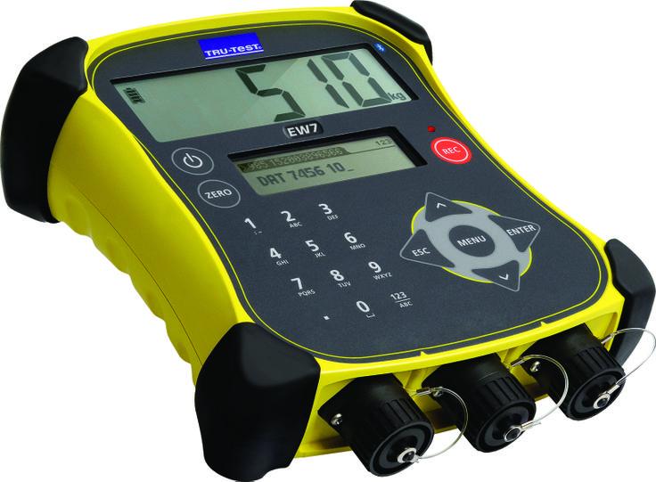 Tru-Test EziWeigh7 Electronic Weigh Scale Indicator