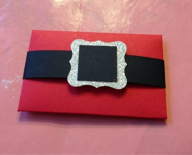 3 Monkeys Throwing Around Some.: Easy Gift Card Holders Using The Envelope  Punch Board