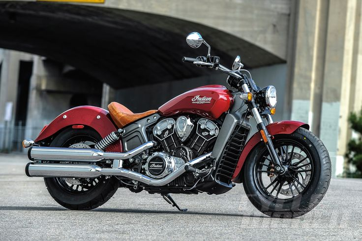 2015 Indian Scout – The New SCOUT! Best looking Indian out there right now. Looks Awesome in red! Definitely worthy of a dream motorcycle, but also affordable too!