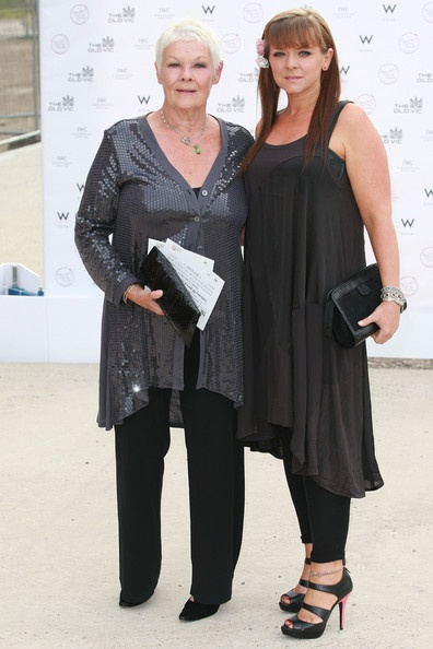 Judi Dench and Finty Williams Photo - Old Vic Theatres Trust - Summer Fundraiser - Arrivals