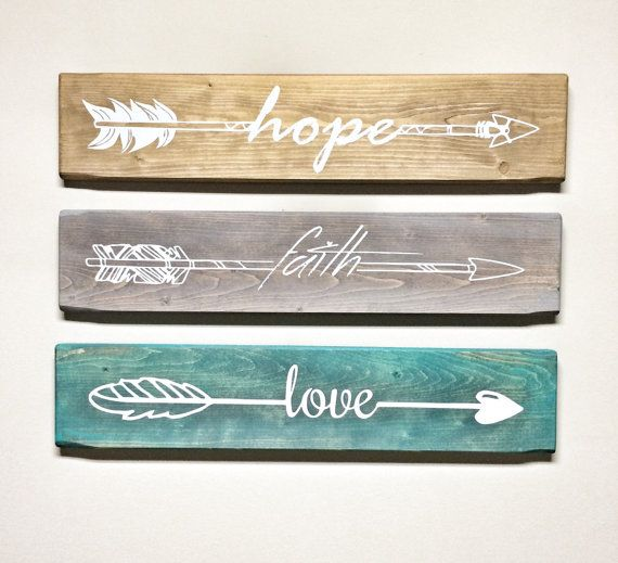 Hey, I found this really awesome Etsy listing at https://www.etsy.com/listing/258911646/rustic-white-wooden-arrows-3-piece-set