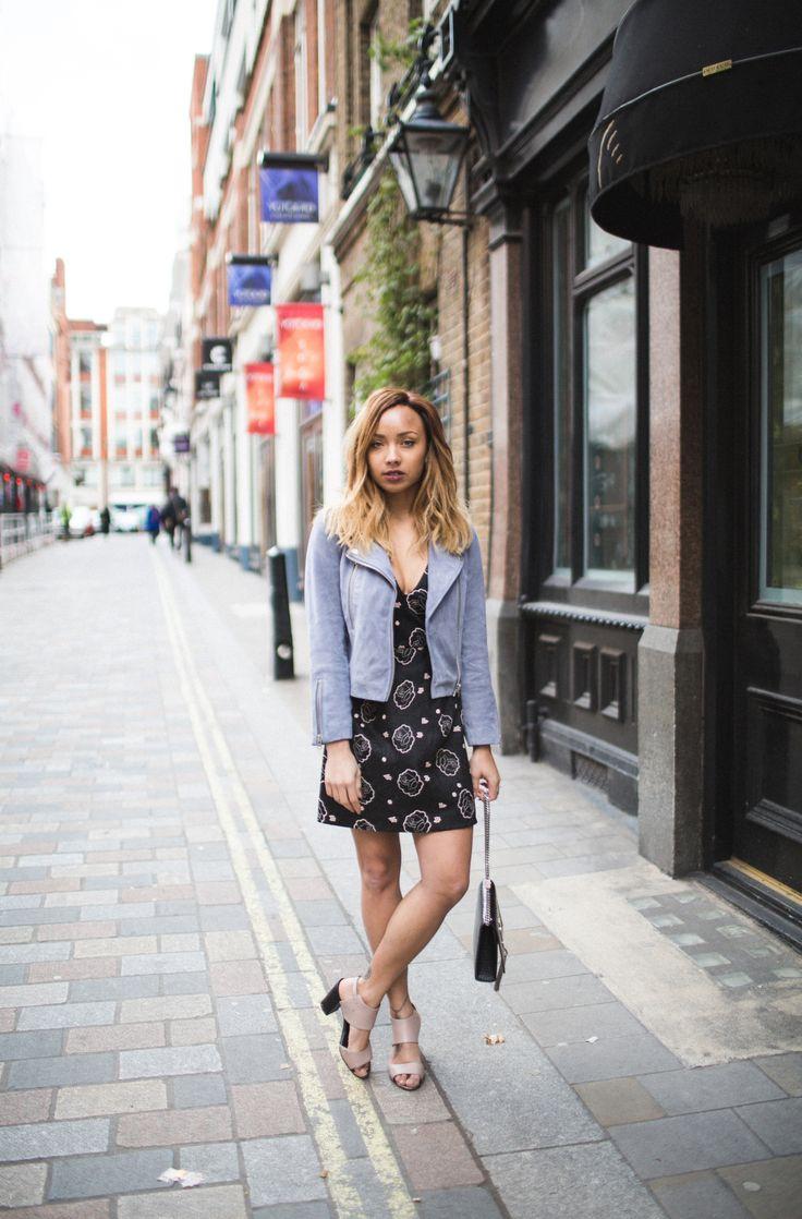 London girl nude style