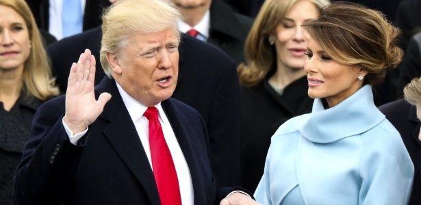 Veja a íntegra do discurso de posse de Donald Trump como presidente dos EUA