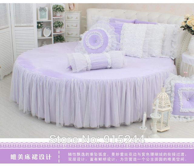 17 Best Images About Round Bedding Set On Pinterest