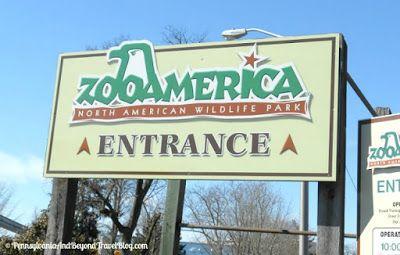ZooAmerica North American Wildlife Park in Hershey Pennsylvania