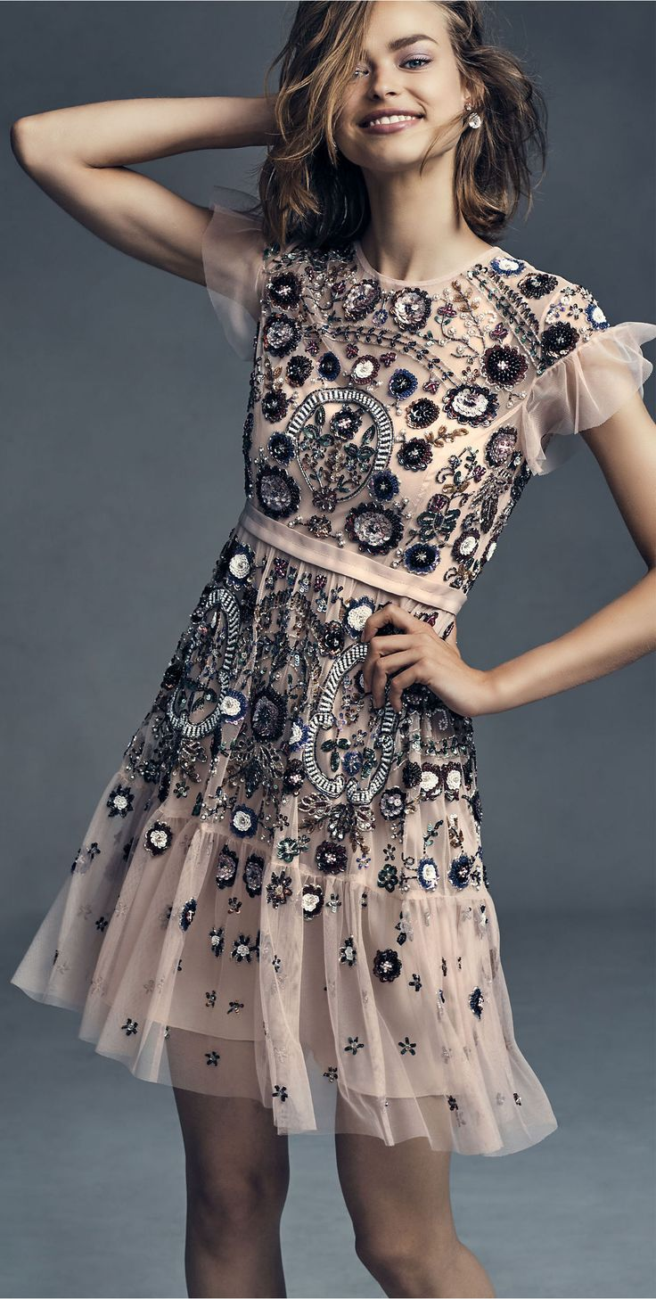 1000  ideas about Unique Dresses on Pinterest - Rose dress ...