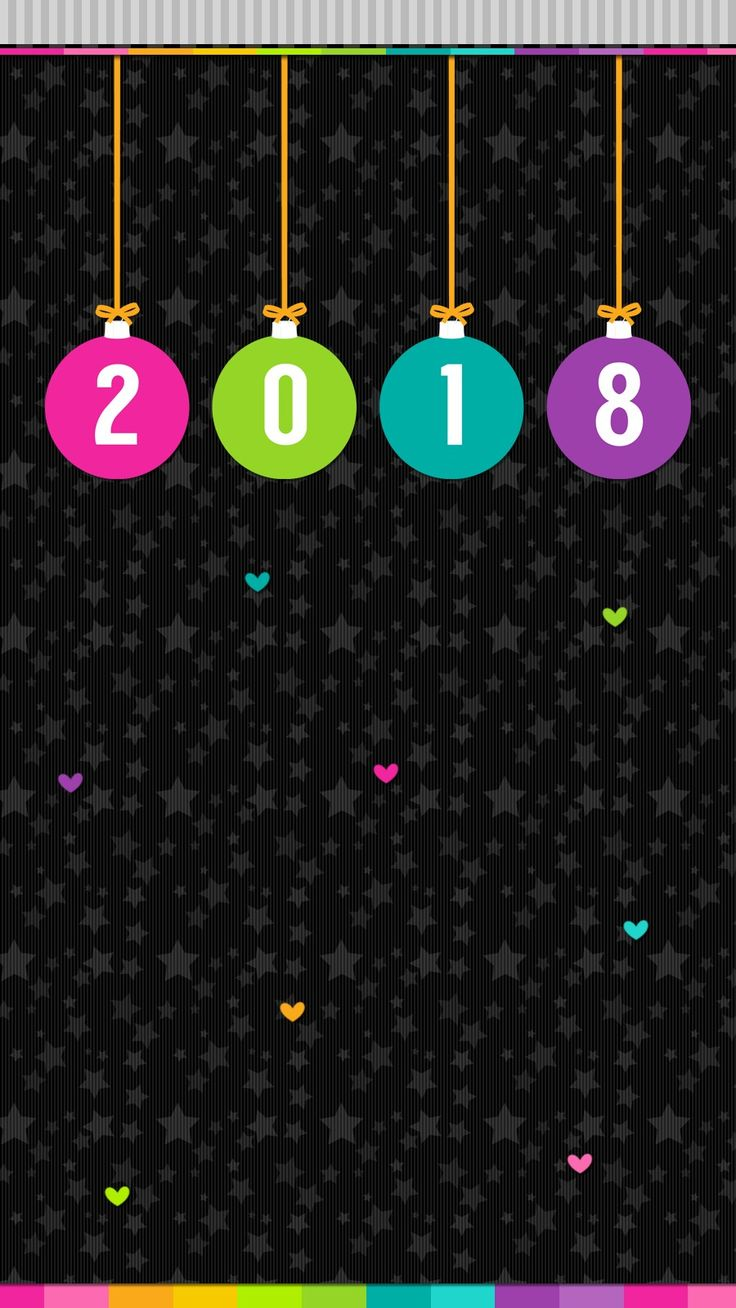 #happy_new_year #2018 #wallpaper #iphone #android