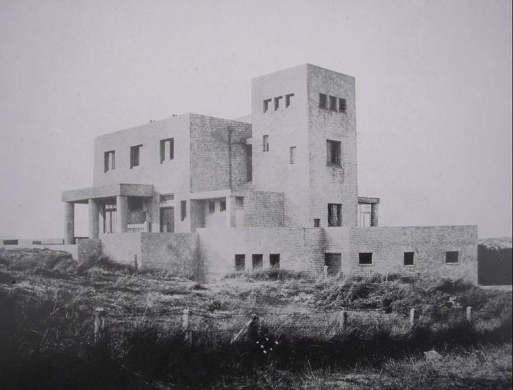 j j p oud villa allegonda katwijk van zee 1916 1928 rotterdam netherlands architecture. Black Bedroom Furniture Sets. Home Design Ideas