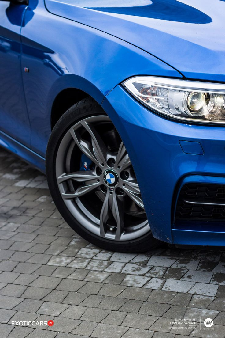 Brand new BMW M235i Coupe http://exoticcars.pl/testy/bmw-1-m-coupe-vs-m235i-coupe/