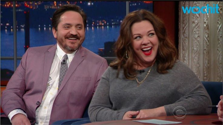 Melissa McCarthy And Husband Ben Falcone New Movie 'Life of the Party'
