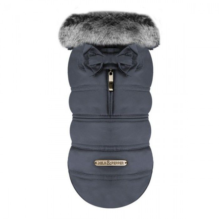 Coats & Jackets : Milk & Pepper Dog Waterproof Winter Coat Jacket - Sophisticated and Amazing Quality - Chihuahua & Small Dogs