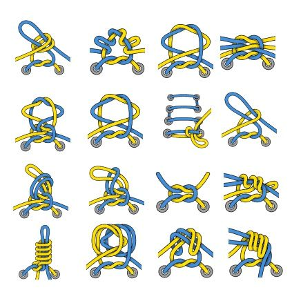 17 Different Ways to Tie Shoelaces
