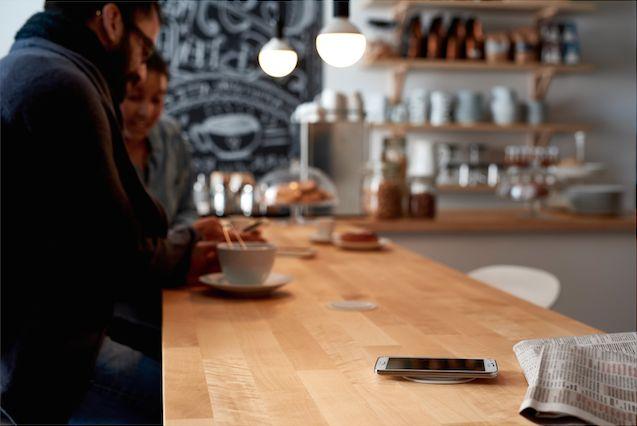 Il caricabatteria wireless JYSSEN ti permette di creare soluzioni uniche e personalizzate, in base alle tue esigenze.