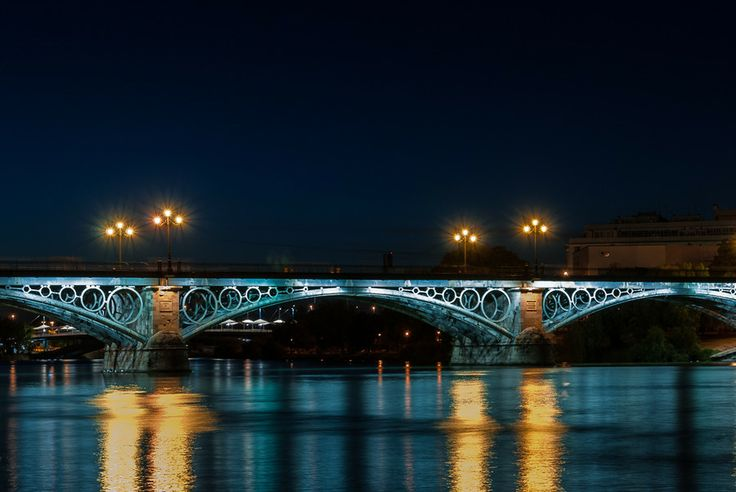 Puente azul by María Elena Rodriguez Perez on 500px