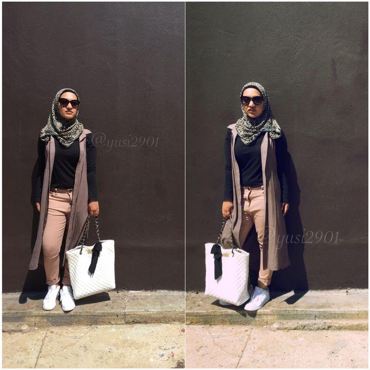 I'm a vintage soul... #hijab #hijabster #hijabstyle #ootd #motd #scarf #fashion #fashionista #hijablookbook #streetstyle #hijarbielookbook #hijabfashion #hijabers #hijabchic