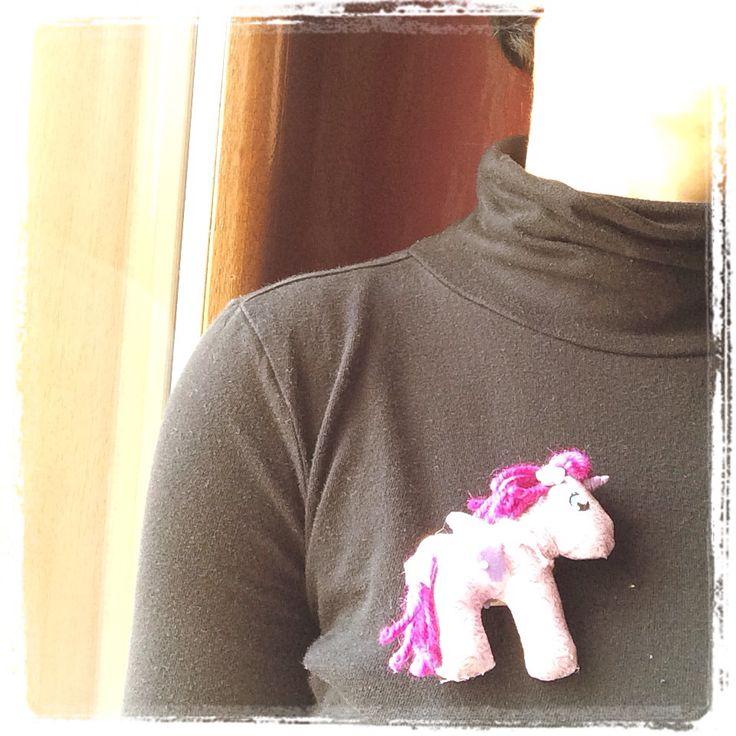 Unicorno spilla...sempre insieme ☺️❤️