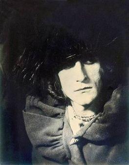Marcel Duchamp as Belle Haleine by Man Ray (1921) ~Via August Davis