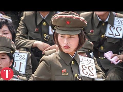 10 Confessions Of North Korean Women That Will Shook You - YouTube