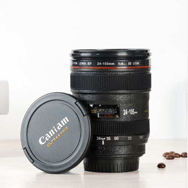 Objektivkrus Kamerakopp