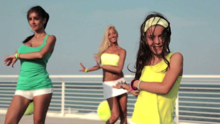 Shake and Share it Dance by Eridania #video #eridania #dance #summer  #estate
