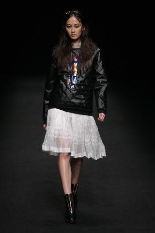 2012 F/W Seoul Collection Steve J & Yoni P