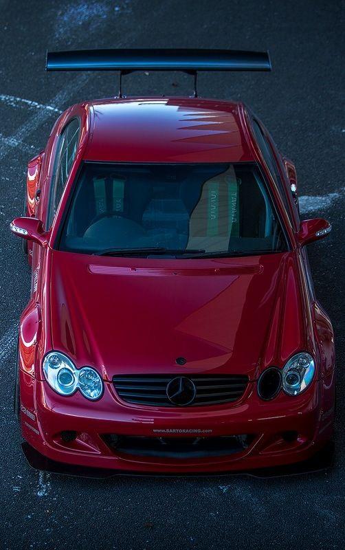 Mercedes CLK AMG...