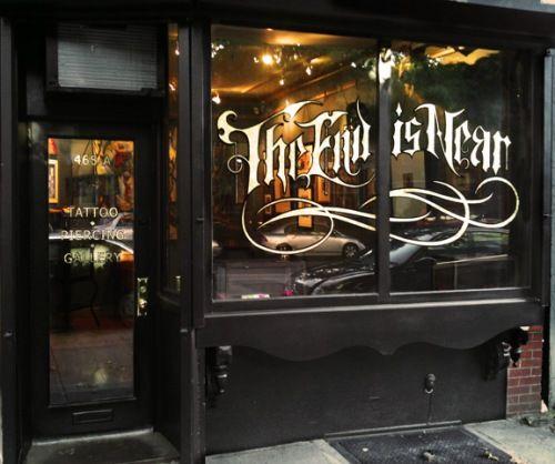Tattoo Studio Ideas Pinterest: 25+ Best Ideas About Tattoo Studio On Pinterest