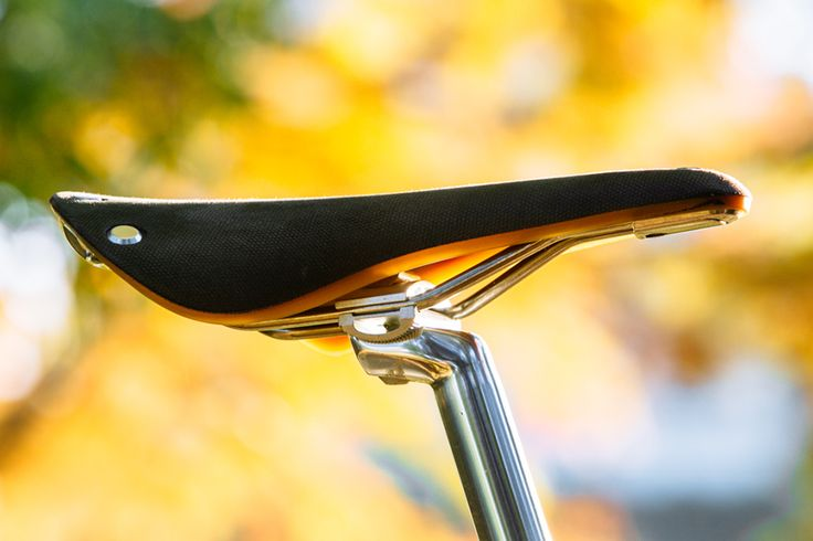 Product Review: Brooks Cambium C17 Saddle www.cristianmarin.com