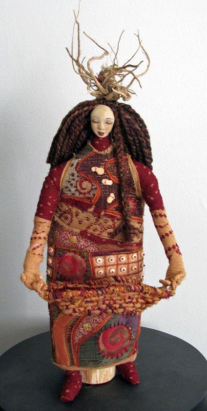 Barb Kobe - Art of the Doll MnIaWi