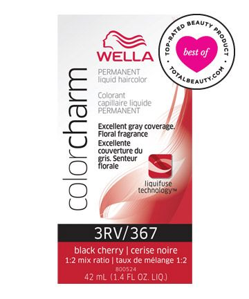 Best Hair Color Product No. 1: Wella Colour Charm Permanent Haircolor, $5.99 TotalBeauty.com average member rating: 9.5*