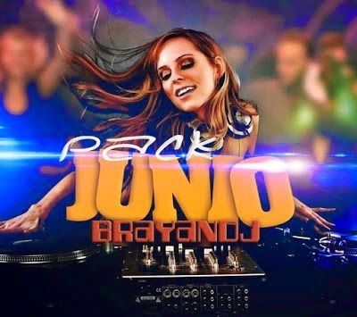 descargar Pack Junio 2014 - Dj Brayan   Descarga pack de musica remix