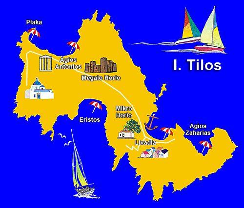 ☼ Grecia Greece ☼Tilos Island dodecanese tilos.