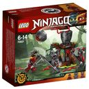 Lego Ninjago: The Vermillion Attack (70621) 70621 Battle the Vermillion to win the Forward Time Blade!Team up with Kai and head to the swamp! Use your awesome ninja skills to overpower Rivett and Slackjaw who are on guard with their Vermillion axe an http://www.MightGet.com/january-2017-11/lego-ninjago-the-vermillion-attack-70621-70621.asp