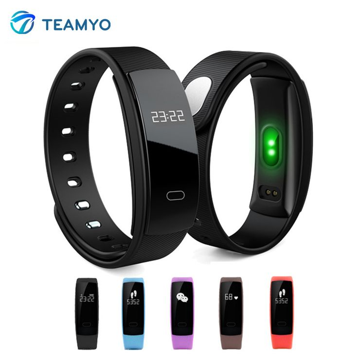 pressure product display smart tracker plus monitor bracelet fitness rate wristband watches activity heart blood color scomas