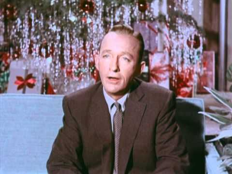 """Nobody sings a #Christmas song like Bing Crosby! Watch his version of """"Away in a Manger""""."""
