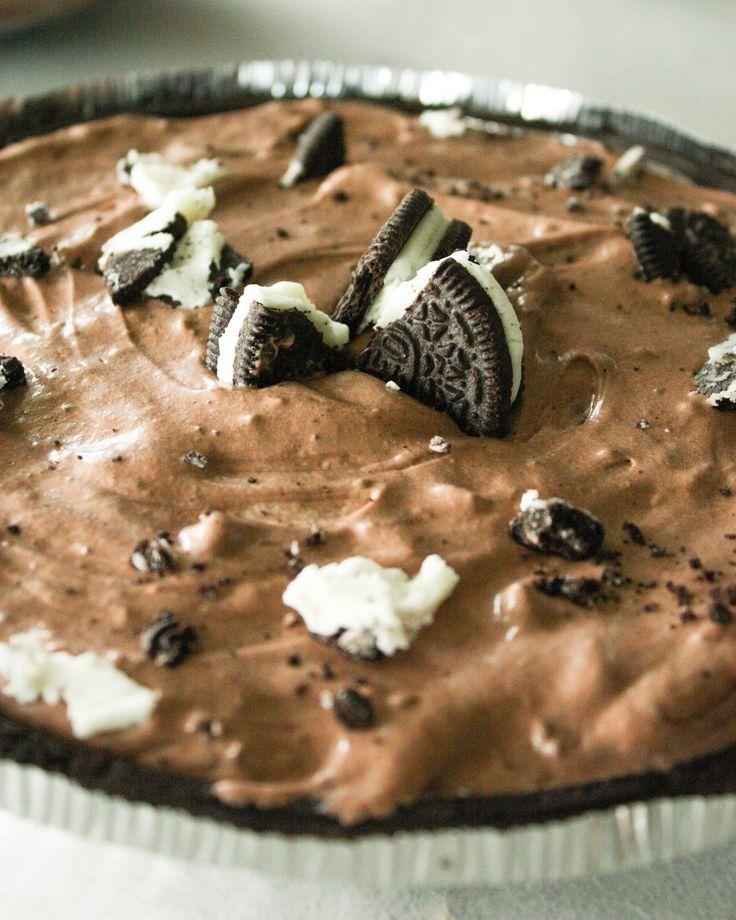 Oreo Pudding Pie | Sechs Schwestern & # 39; Sachen   – Desserts
