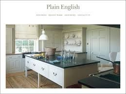 Image result for the plain english kitchen company