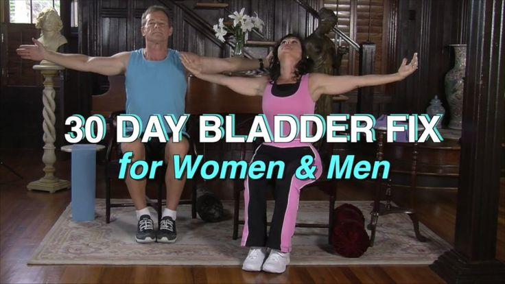 Watch 30 Day Bladder Fix Pelvic Floor Exercises Online