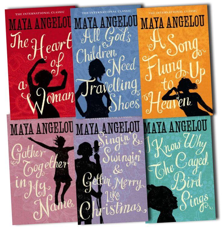 List of Maya Angelou works