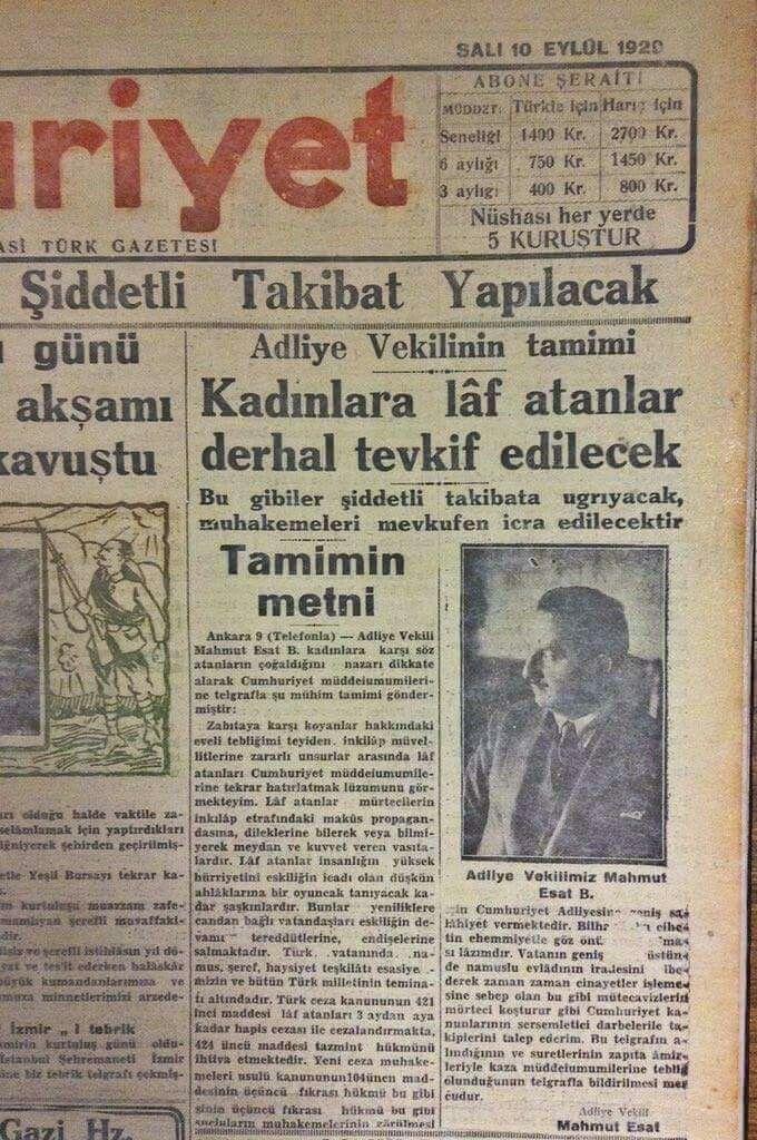 Newspapers (Gazeteler)