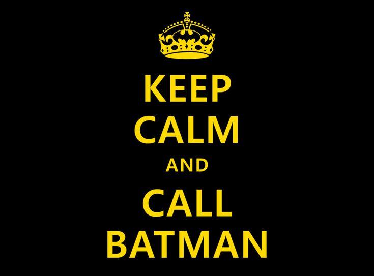 Thank Goodness It's Finished Friday!: TGIFF goes to Gotham City...