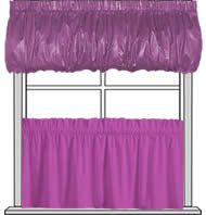 Balloon Valance Instructions: Finish Balloon, Balloon Shades, Balloon Valances, Balloon Curtains, Cafe Curtains, Curtains Thumbnail, Balloons
