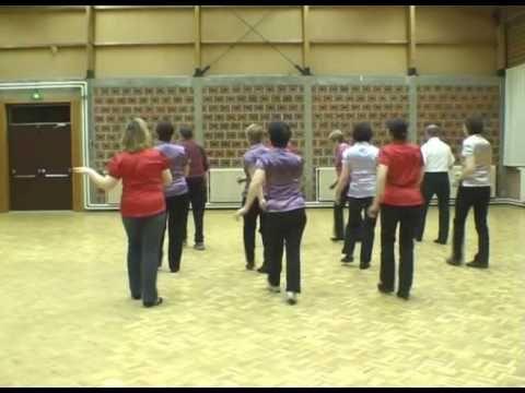 Cowboy charleston -  Country line dance