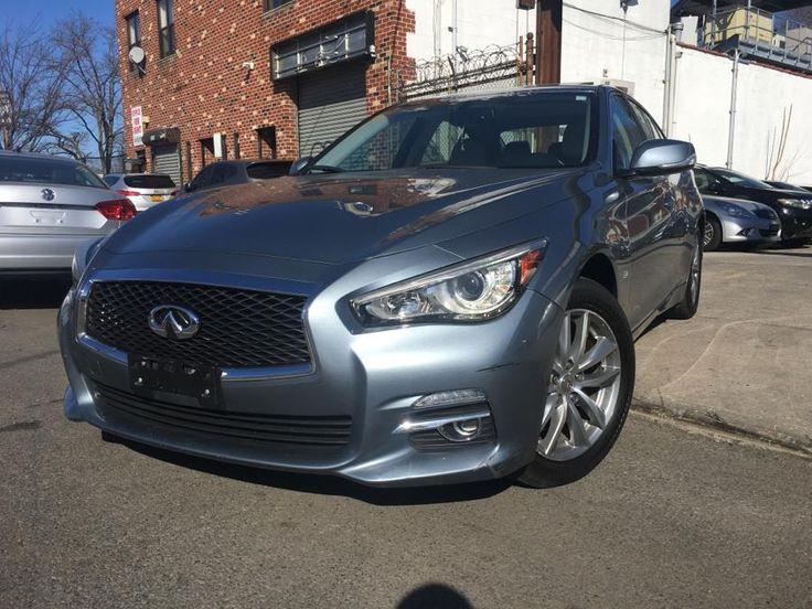 Infiniti Q50 2014 in Brooklyn Queens Staten Island | NY | Champion Auto Sales | 2443